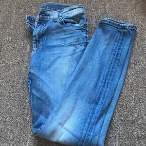 """7 For All Mankind """"The Ankle Skinny"""" Jeans"""